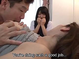 Japanese big bosom loveliness